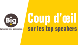 Big 2020 : coup d'œil sur les top speakers